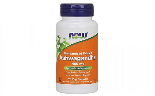 NOW Ashwagandha 90 caps