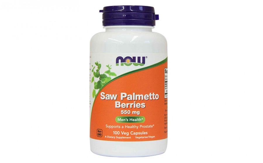 NOW Saw Palmetto Beries 100 caps
