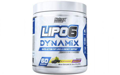 Nutrex Lipo 6 Dynamix 240 г