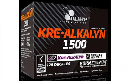 Olimp Kre-Alkalyn 120 капсул