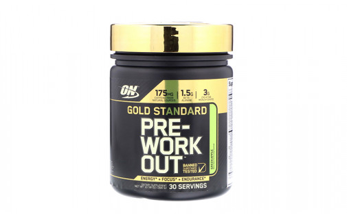 ON Gold Standart Pre Workout 300 г