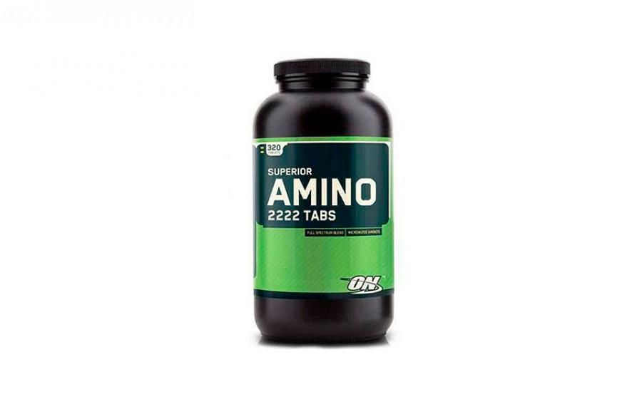 Optimum Nutrition AMINO 2222 320 tabs