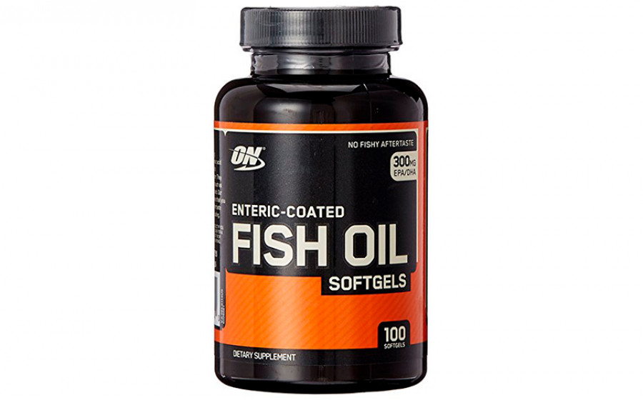 Optimum Nutrition Fish Oil 100 caps