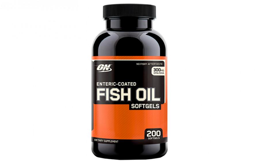 Optimum Nutrition Fish Oil 300 mg 200 caps