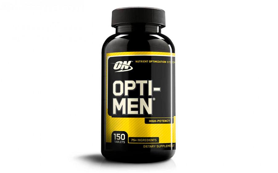 Optimum Nutrition Opti-Men 150 таб