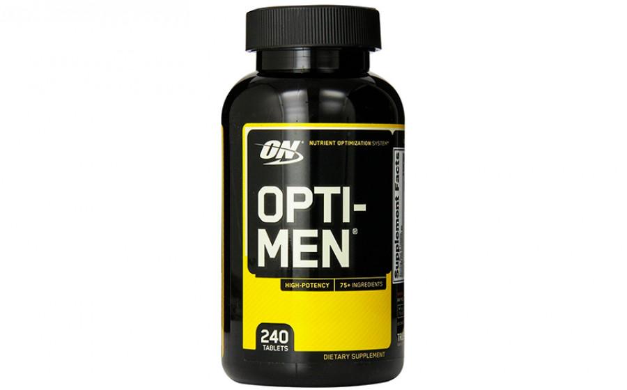 Optimum Nutrition Opti-Men 240 таб