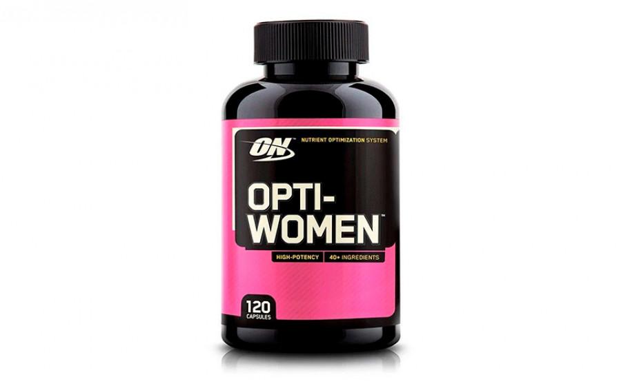 Optimum Nutrition Opti-Women 120 таб