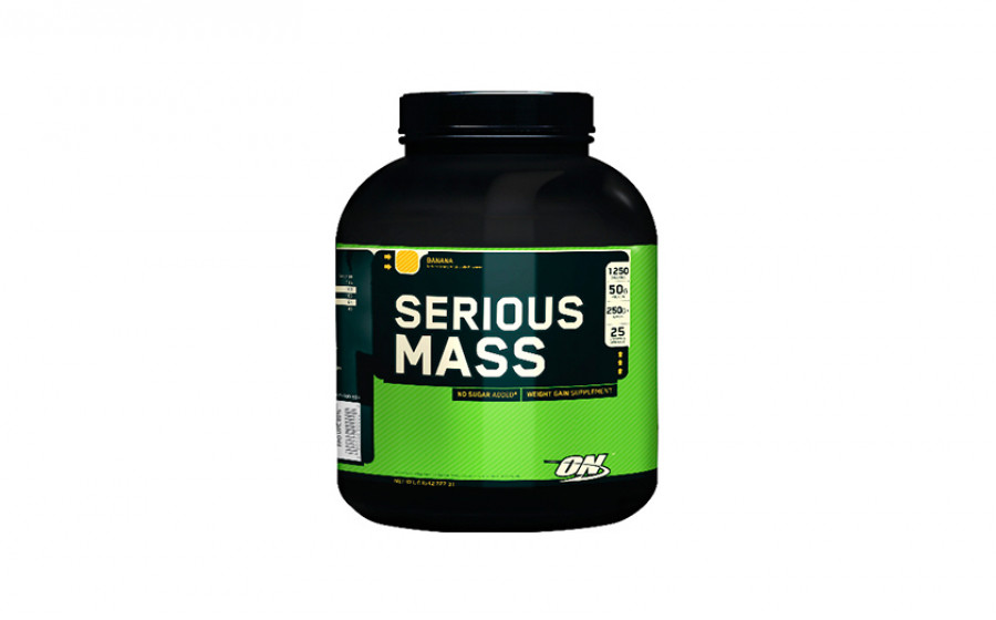 Optimum Nutrition Serious Mass 2.7 kg