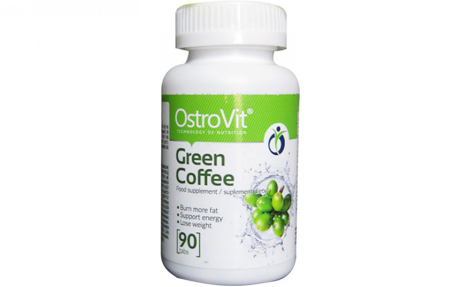 OstroVit Green Coffee 90 caps