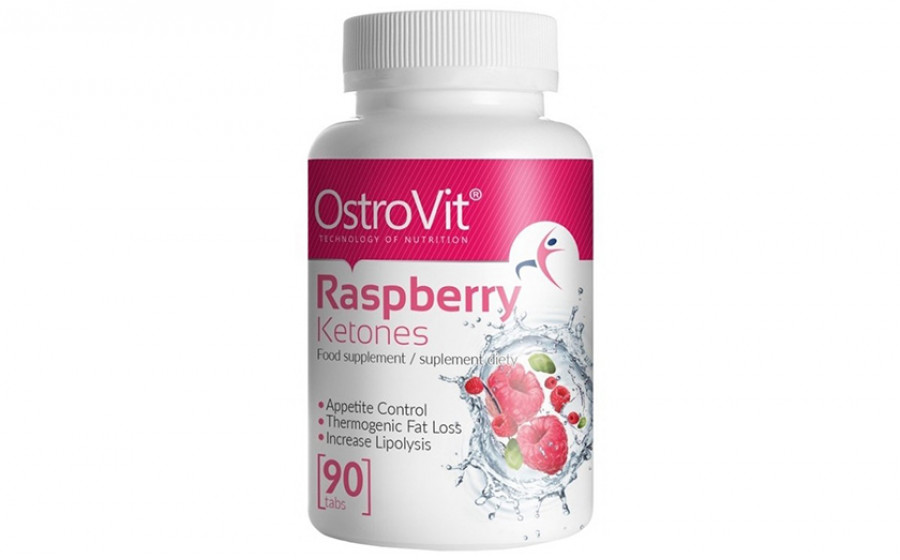OstroVit Raspberry Ketones 90 tab