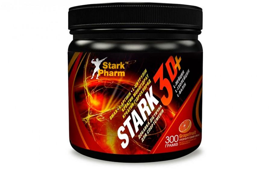 Stark Pharm 3D+ DMAA 300 г