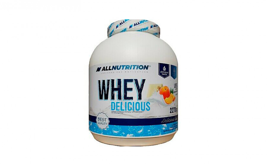 AllNutrition WHEY  Delicious 2.27 кг