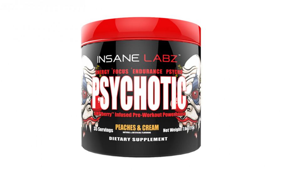 Psychotic, 35 serv