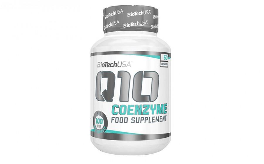 Biotech USA Коэнзим Q10 100 мг 60 капс