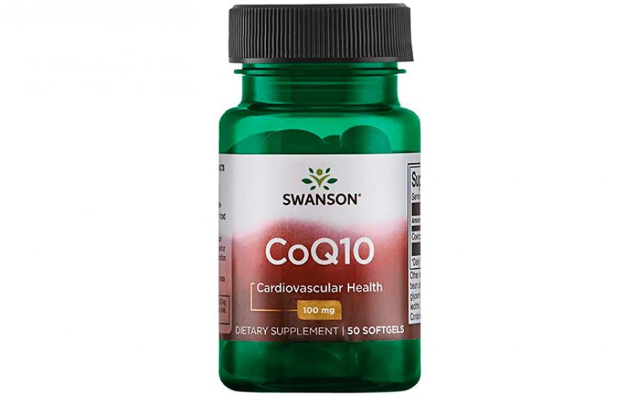 Swanson Коэнзим Q10 100 мг 50 капс