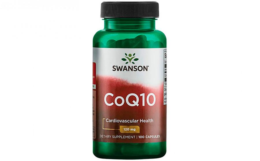 Swanson Коэнзим Q10 120 мг 100 капс