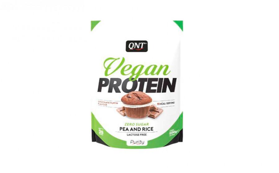 QNT Vegan Protein 500 g