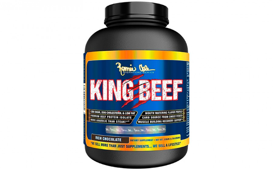 Ronnie Cole KING BEEF 1.75 kg