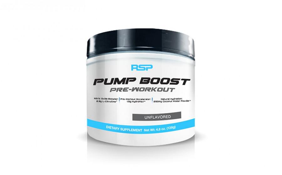 RSP Pump Boost 138 г