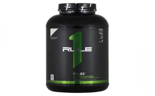 Rule 1 LBS mass gainer 2.73 kg