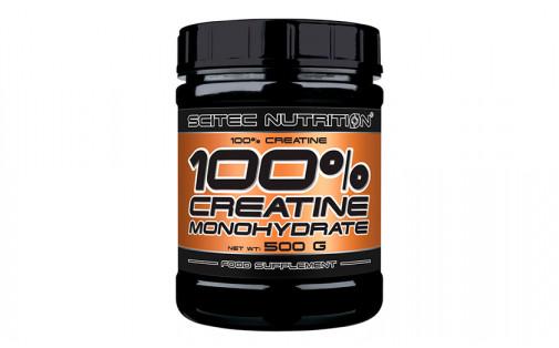 Scitec Nutrition 100% Creatine monohydrate 500 г