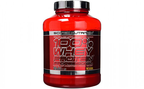 Scitec Nutrition 100% WHEY Protein 2.35 kg