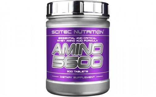 Scitec Nutrition Amino 5600 200 tab