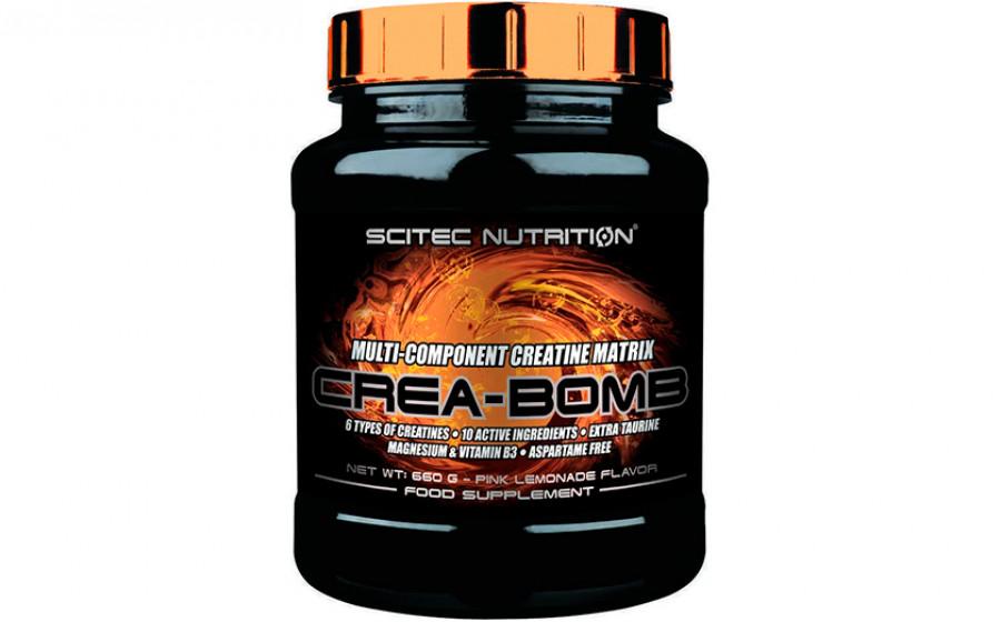 Scitec Nutrition CreaBomb 660 г