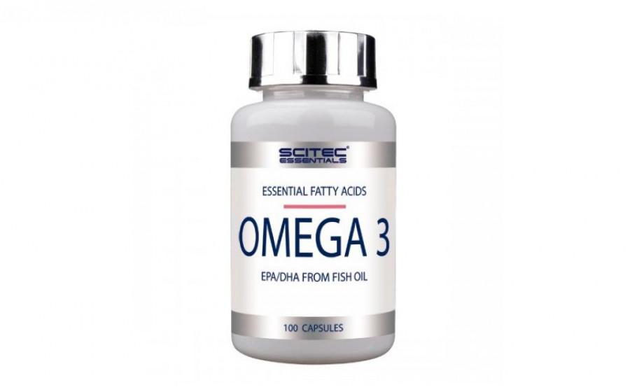 Scitec Nutrition Omega-3 100 caps