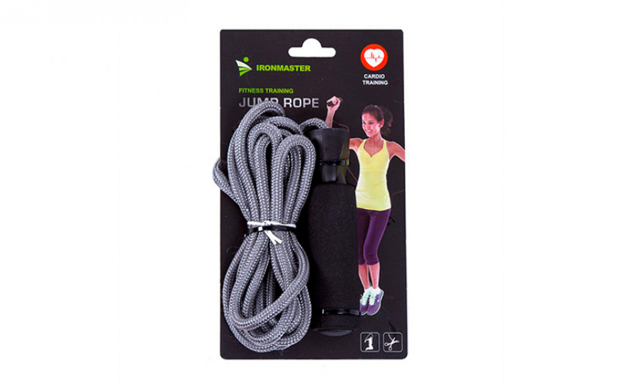 Скакалка IronMaster JumpRope