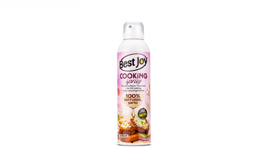 Best Joy Cooking Spray Natural Garlic 250 мл