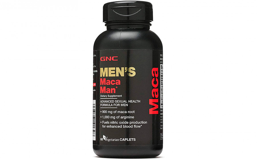 GNC Men's MACA man 60 капс