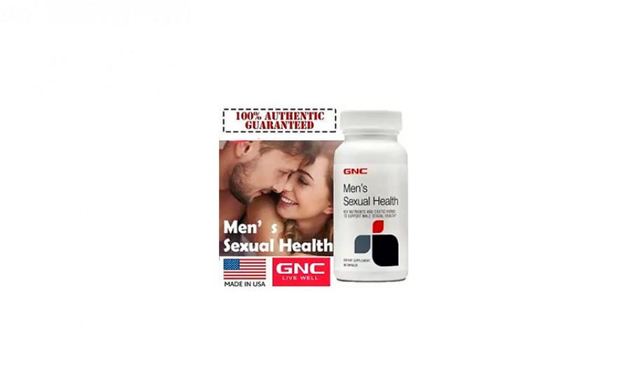 GNC Men's Sexual Health 60 капс