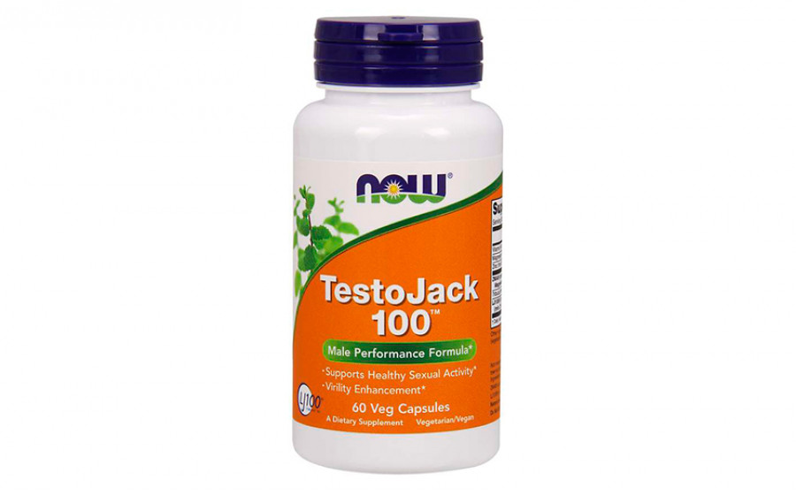 NOW TestoJack 100 60 капс