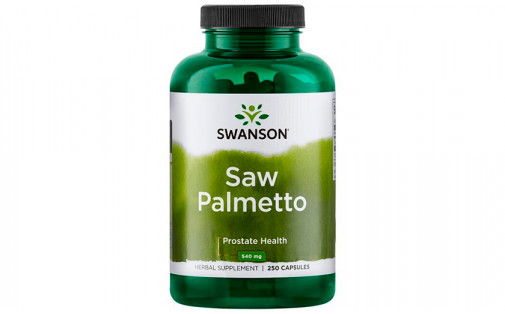Swanson Saw Palmetto 250 капс