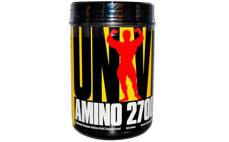 Universal Amino 2700 350 tab
