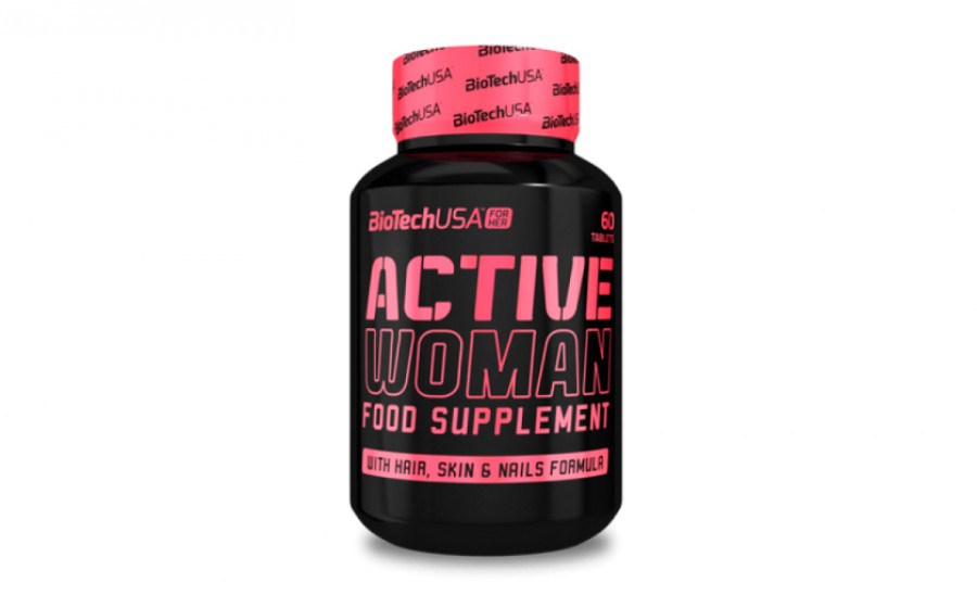 Biotech USA Activ Woman 60 таб