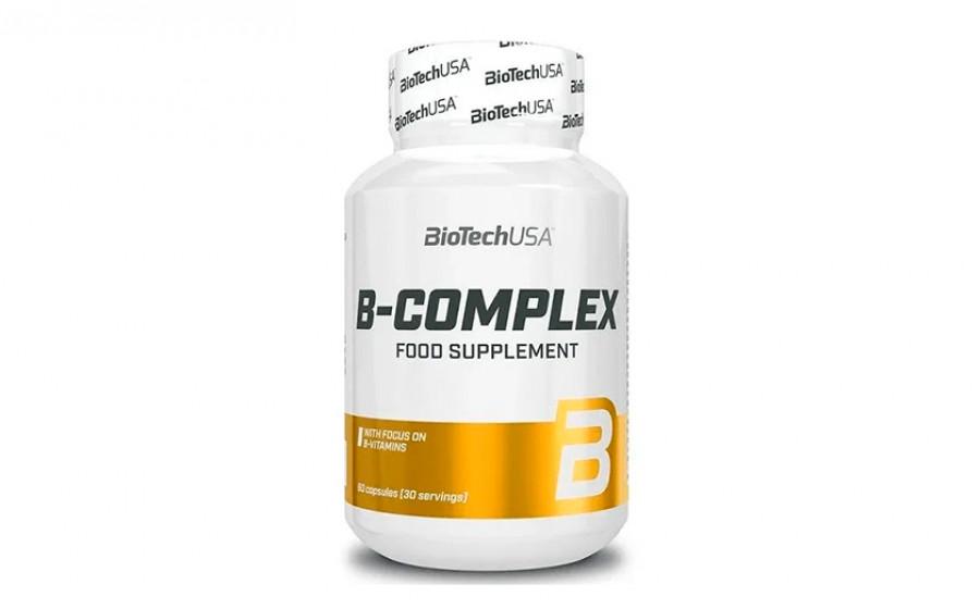Biotech USA B Complex 60 таб