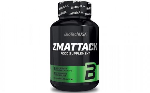 Biotech ZMATTACK 60 капс