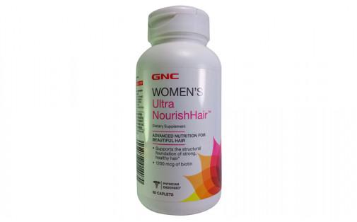 GNC Women's Ultra Nourish Hair, 60 таб