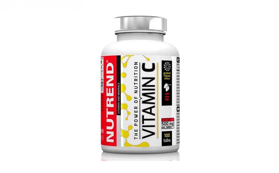 Nutrend Vitamin C 500 мг 100 таб