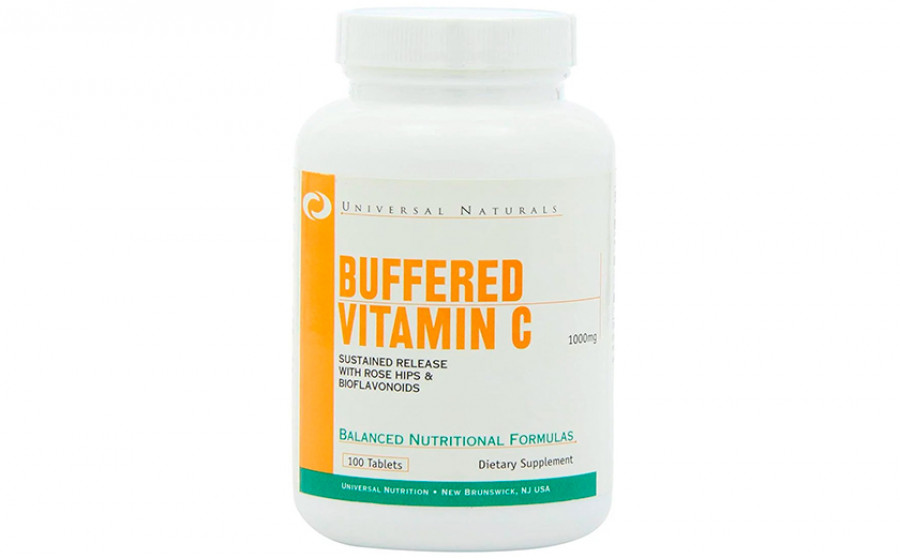 Universal Vitamin C-1000 100 таб