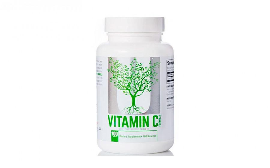 Universal Vitamin C 500 мг 100 таб