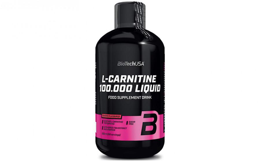 Biotech USA L-Carnitine 100000 500 мл