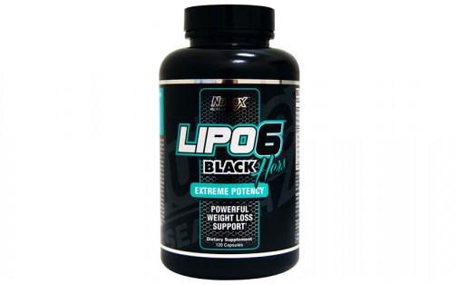 Nutrex Lipo-6 Black Hers 120 black caps