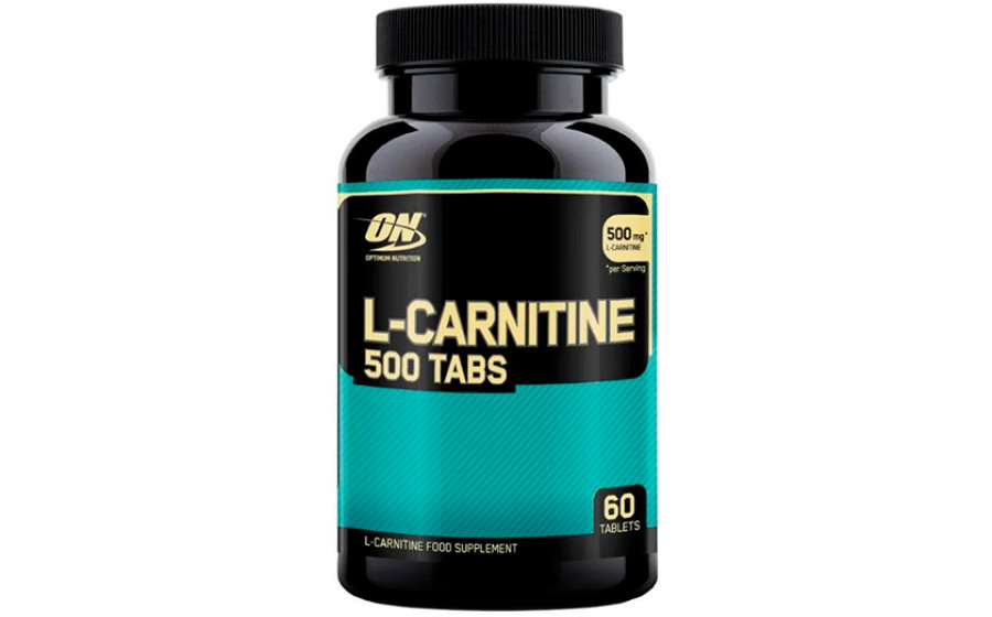 Optimum Nutrition L-Carnitine 500 мг 60 таб