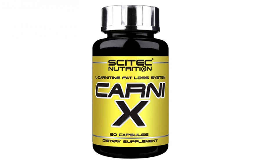 Scitec Nutrition Carni-X 60 капс